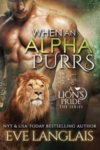 alpha purrs