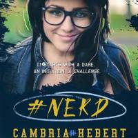 REVIEW: #NERD by Cambria Hebert (Hashtag #1)