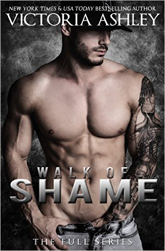 Walk Of Shame (Full Series) by Victoria Ashley - Release Date: July 23rd