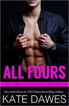 All Fours by Kate Dawes - Release Date: August 1st, 2015
