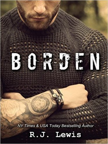 Borden by R.J. Lewis - Release Date: August 1st, 2015