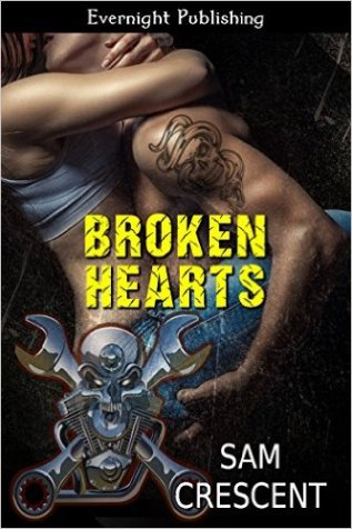Broken Hearts (Chaos Bleeds Book 7) by Same Crescent - Release Date: August 18th, 2015