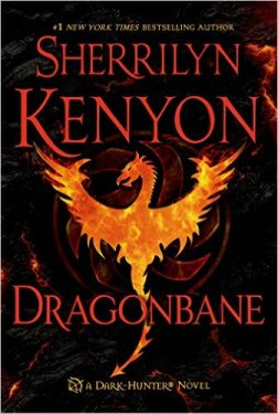 Dragonbane (Dark-Hunter Novels Book 19) by Sherrilyn Kenyon - Release Date: August 4th, 2015