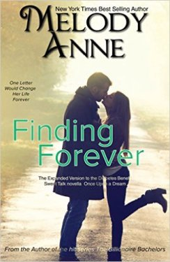 Finding Forever by Melody Anne - Release Date: August 4th, 2015