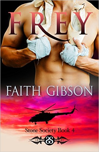 Frey (The Stone Society Book 4) by Faith Gibson - Release Date: August 11th, 2015