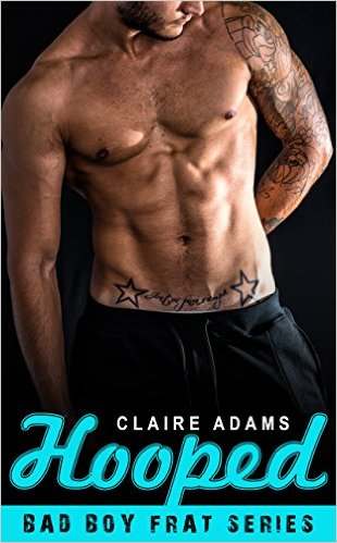 Hooped (The Hooped Interracial Romance Series) by Claire Adams - Release Date: August 18th, 2015
