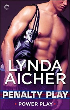 Penalty Play (Power Play Book 3) by Lynda AIcher - Release Date: August 10th, 2015