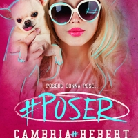 REVIEW: #Poser by Cambria Hebert (Hashtag #5)