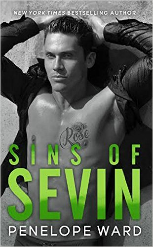 Sins of Sevin by Penelope Ward - Release Date: Sept. 19th, 2015