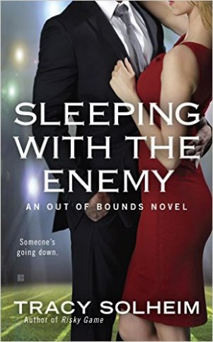 Sleeping With The Enemy by Tracy Solheim - Release Date: Sept.