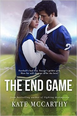 The End Game by Kate McCarthy - Release Date: Sept. 8th, 2015