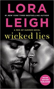 Wicked Lies by Lora Leigh - Release Date: Sept. 1st, 2015