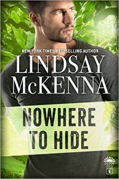 Nowhere to Hide (Delos Series Book 1) by Lindsay McKenna - Release Date: Oct. 13th, 2015
