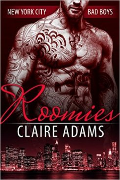 Roomies by Claire Adams - Release Date: Oct. 13th, 2015