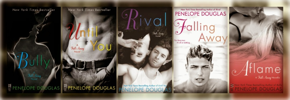 fall-away-series-covers