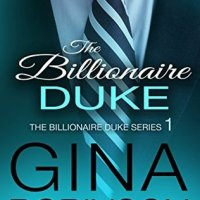 #Blitz & #Giveaway ✪ The Billionaire Duke ✪ by Gina Robinson