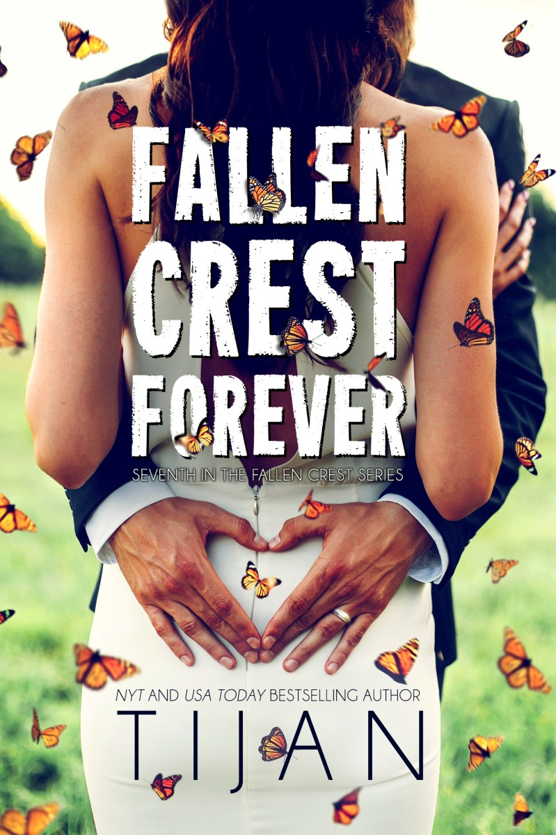 #CoverReveal ✮ ✮ Fallen Crest Forever ✮ ✮ by Tijan